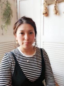 三輪 緑 / 店長